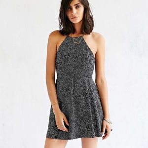 Urban Outfitters Cooperative Polka Dot Dress